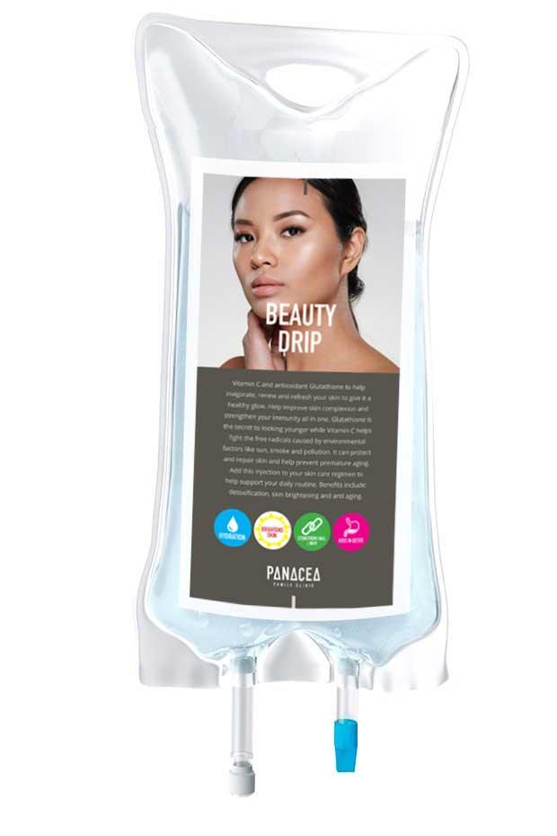 infus vitamin pengencang dan pencerah kulit